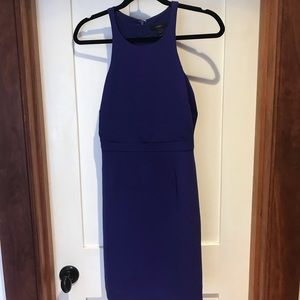 J Crew high neck dress